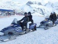 balade motoneige a Val d Isere