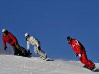 Snowboard en Savoie