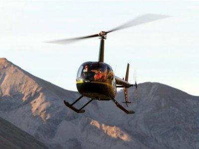 Skydive Center Gap Tallard Vol en Hélicoptère