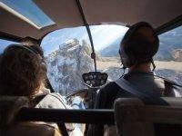 Bapteme de l air 10 minutes en helicoptere.
