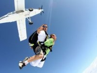 Saut en Tandem avec Skydive Center