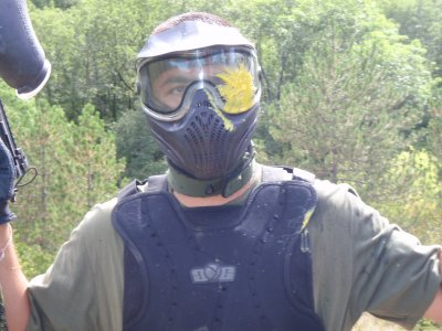 Snake Paintball