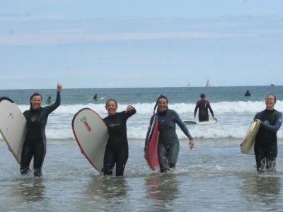 Ecole de Surf Quiksilver Biarritz