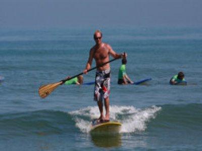 Ecole de Surf H2o Paddle Surf