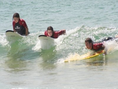 Nature Surf Camp