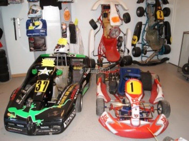 La F1 du Kart
