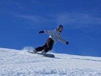 Snowboard materiel et sorties