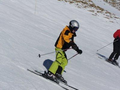 Evolution 2 St Lary Soudan Ski