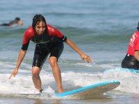 Stage de surf trimestriel