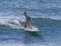 perfectionnement surf enfant