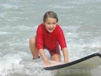 decouvrir le surf