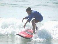 stage de surf a Moliets et Maa
