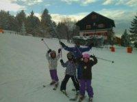 Ski dans le Haut Rhin
