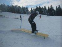 Snowpark a Colmar