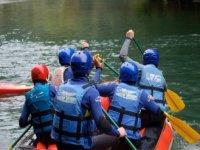 Descendez la Gave de Pau en Rafting avec Le Bureau des Guides de Luz Saint Sauveur