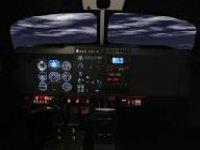 Le simulateur de vol