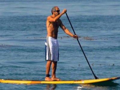 Gold Coast Hendaye Paddle Surf