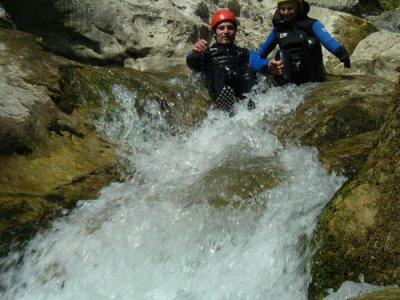 Espace Eau Vive d'Azur Canyoning
