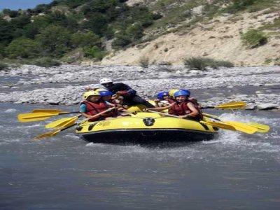 Espace Eau Vive d'Azur Rafting