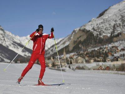 ESF Les Contamines Ski de Fond