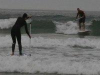 Ecole de paddle surf a Biscarosse