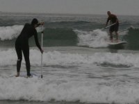 Initiation au paddle surf Biscarosse plage