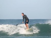 stand up paddle a Biscarosse Plage