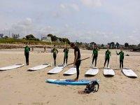 Venez decouvrir le Paddle Surf