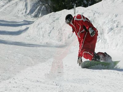 ESF Les Aillons Snowboard