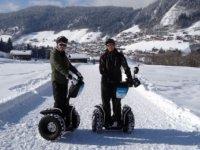 segway sur neige en Haute Savoie