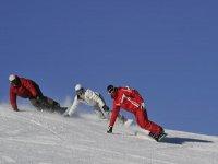 Ecole de ski Francais et snowboard dans le Vercors