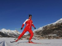 Ski de fond en Lans en Vercors