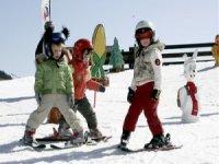 Ski enfant dans le Vercors