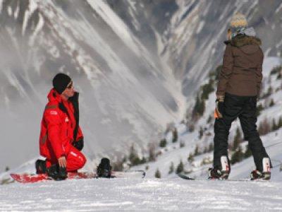 ESF Vaujany Snowboard