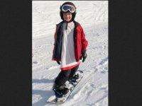 Decouverte du snowboard pour les enfants
