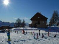 Le ski et les plus petits