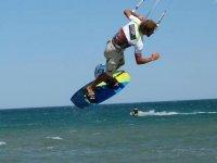 Kitesurf en Ecole de surf dans l Aude