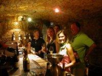 visite des caves
