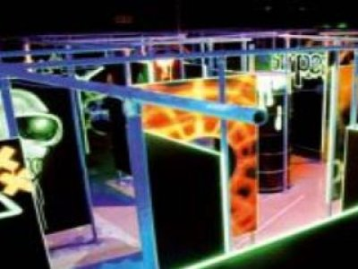 Laser Game Evolution Le Mans