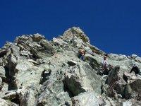 Decouvrir l Escalade Rochers falaise ecole ou grande voie