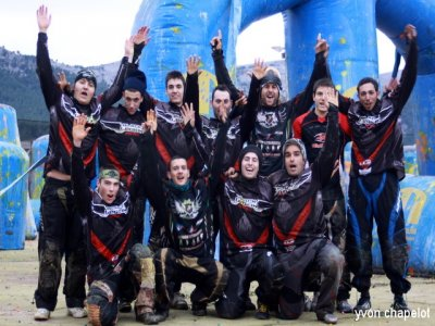 Black Legion Nîmes Paintball Team
