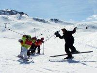 Cours de ski La Plagne