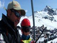 Cours prives de ski La Plagne