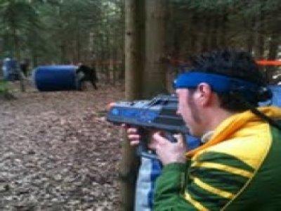 PROMOTION - Laser Forest 30 minutes Fontvieille