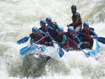 Rafting Intégral Aude - Gorges de Saint Georges