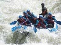 Rafting en famille ou entre amis