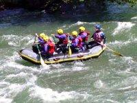 Mini raft sans guide