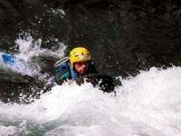 Nage en eau vive Pyrenees