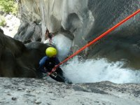 Rappel et canyoning