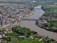 La Gironde vue du ciel avec Heli Pro Passion